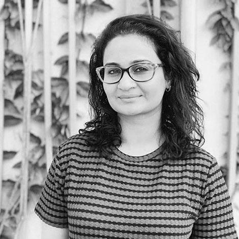 YRP Fellowship for Doctoral Studies Awarded to Richa Vuppuluri