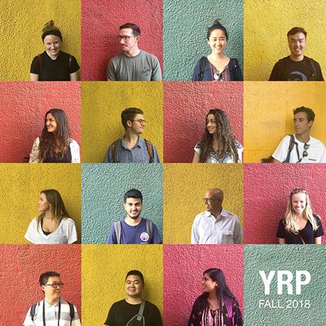 Yamuna River Project Studio Trip 2018