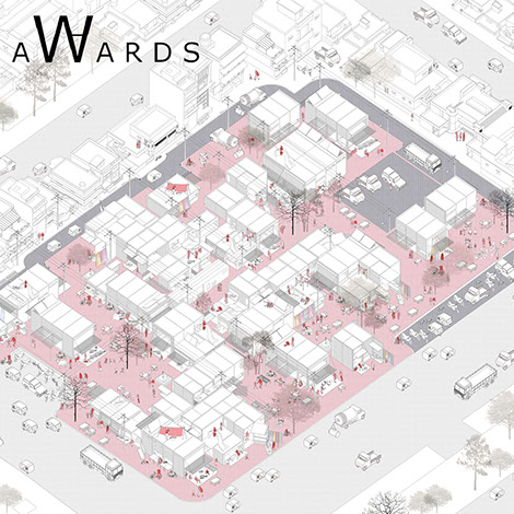 Wenyan Yu Wins Award for Studio Project Completed Fall 2019