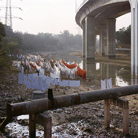 Urban Edges: Delhi's Nallas