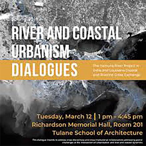 River and Coastal Urbanism Dialogues
