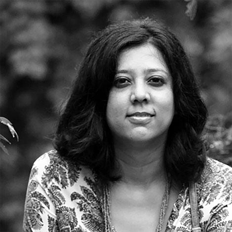 YRP Research Fellowship Awarded to Bahar Dutt