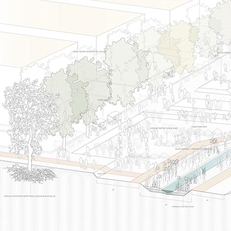 Plants, Pipes & Public Space – Hybrid Infrastructure