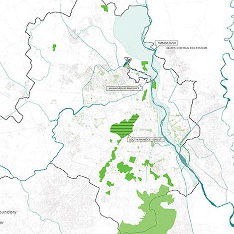 Delhi's Urban Dilemma: Ecology and Public Space