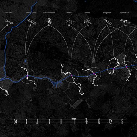 Ankur Enclave/Shaheen Bagh: Transversal Stitching