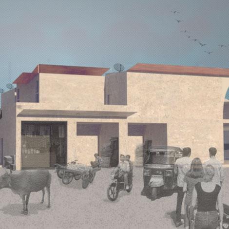 Mixed Use Housing // Grace Douthit