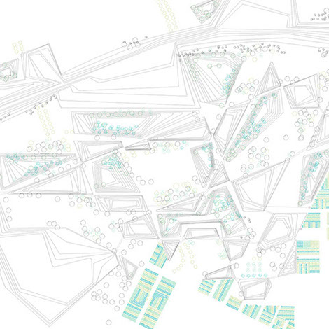Inderlok: Intermodal Node and Water Remediation Park