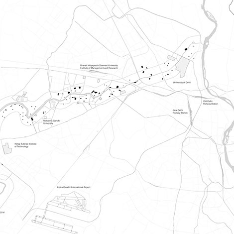 Najafgahr Drain: Mapping Health and Education