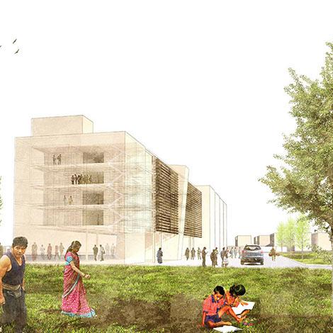 Pankha Drain: Public Space and Housing