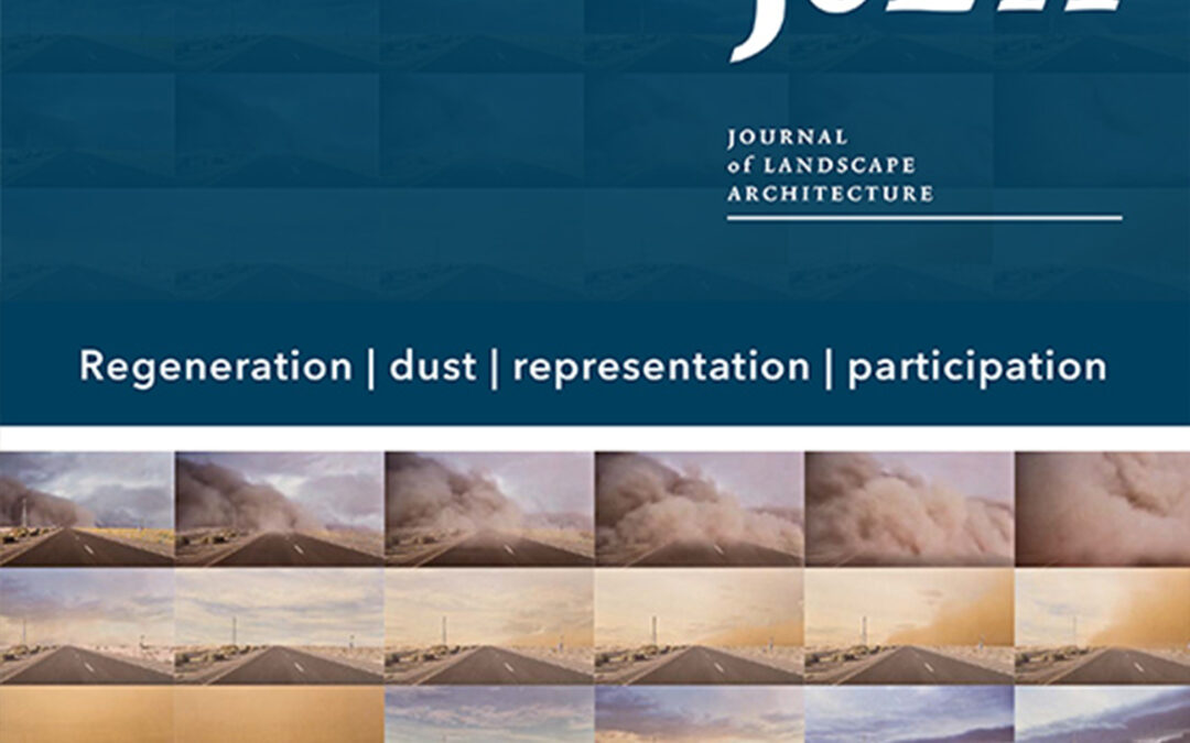 YRP Book Review in Journal of Landscape Architecture