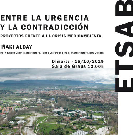 ESTAB School of Architecture Lecture