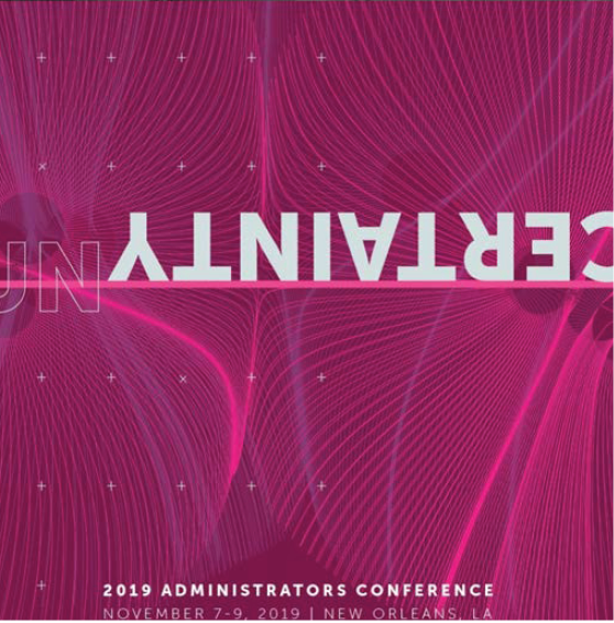 Uncertainty 2019 Administrators Conference